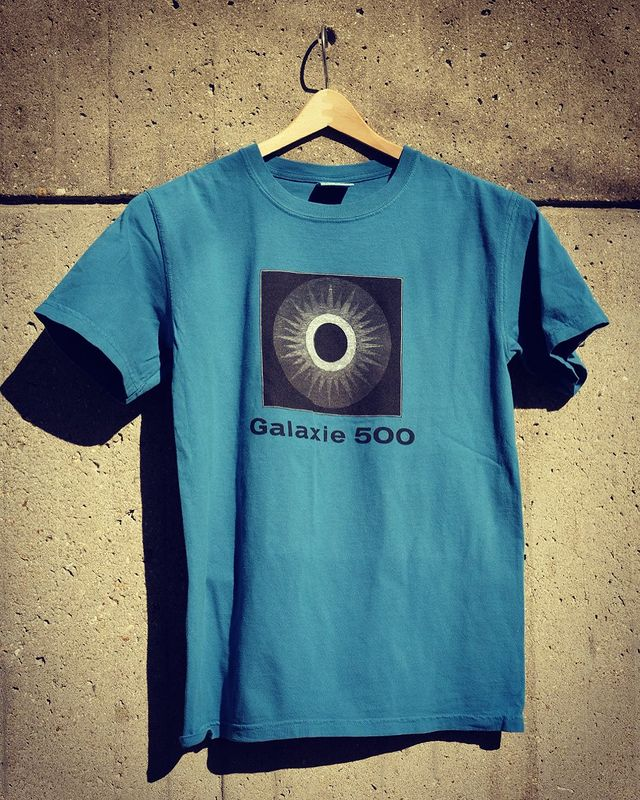 Galaxie 500 Eclipse T-shirt (topaz)