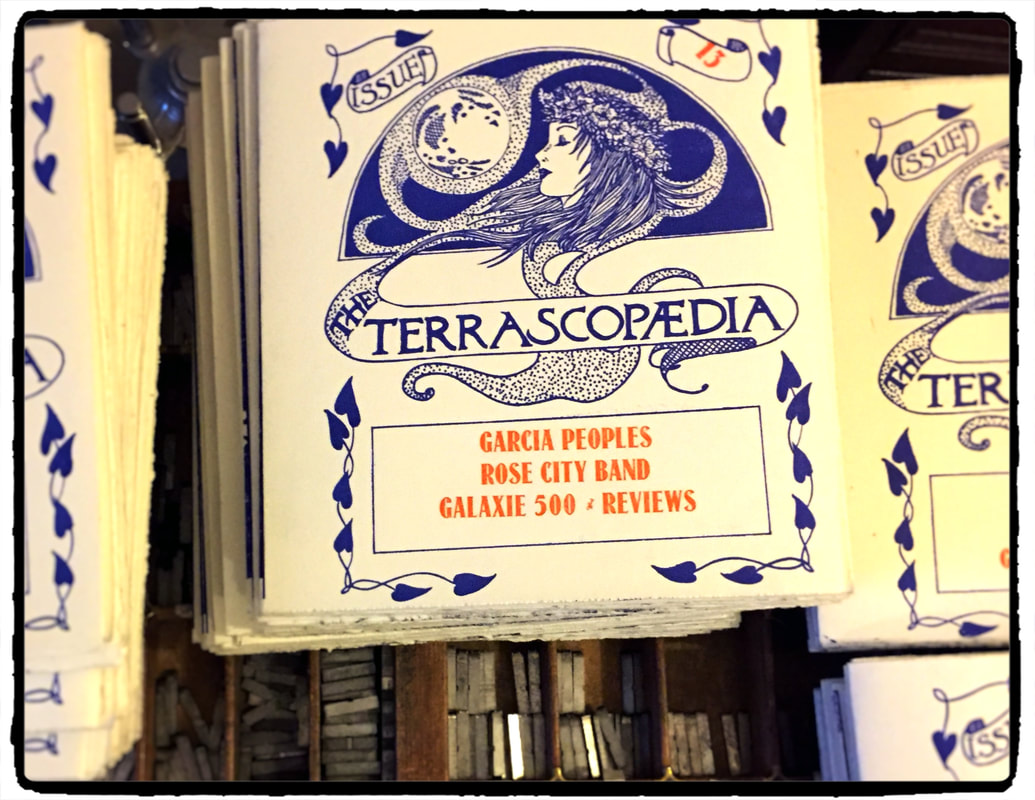 Terrascopaedia #13 (photo: The Ptolemaic Press)