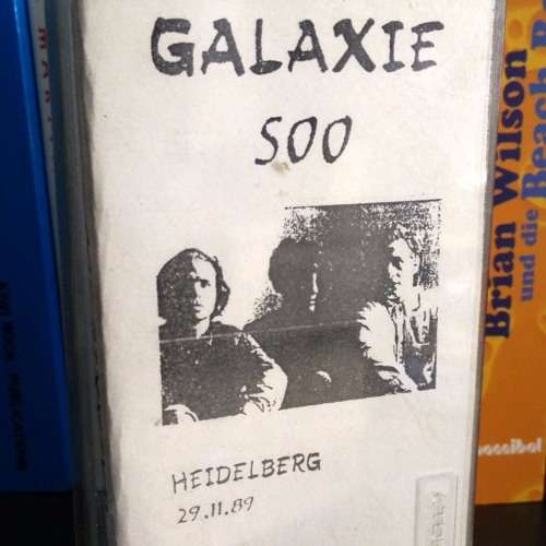 Timberlake Tapes - Galaxie 500 in Heidelberg 1989