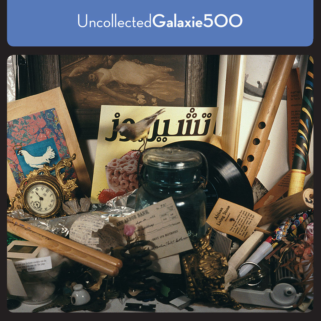 Uncollected Galaxie 500 sleeve image