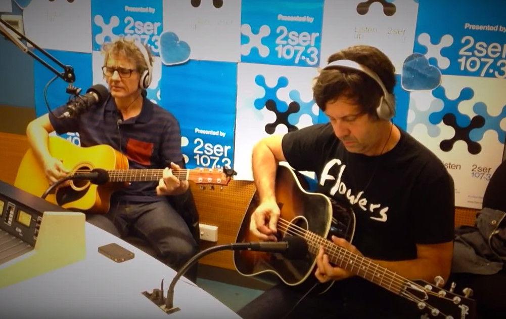 Dean and Sean on Sideways Through Sound