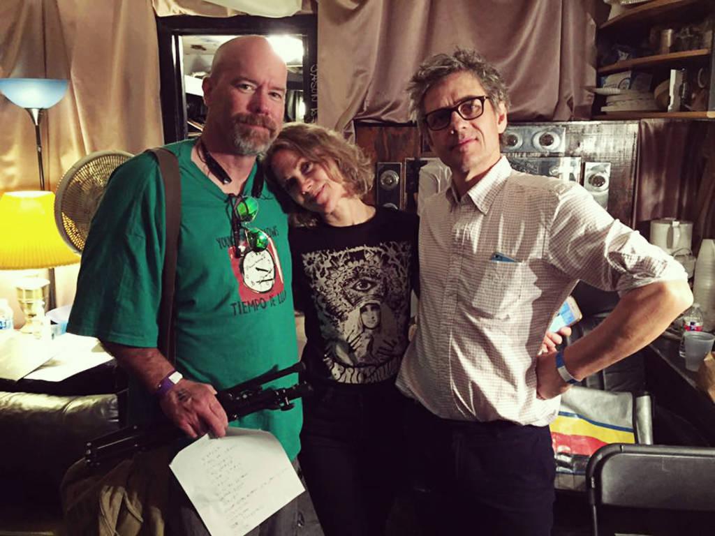 Britta, Mike and Dean (Photo: Joakim)