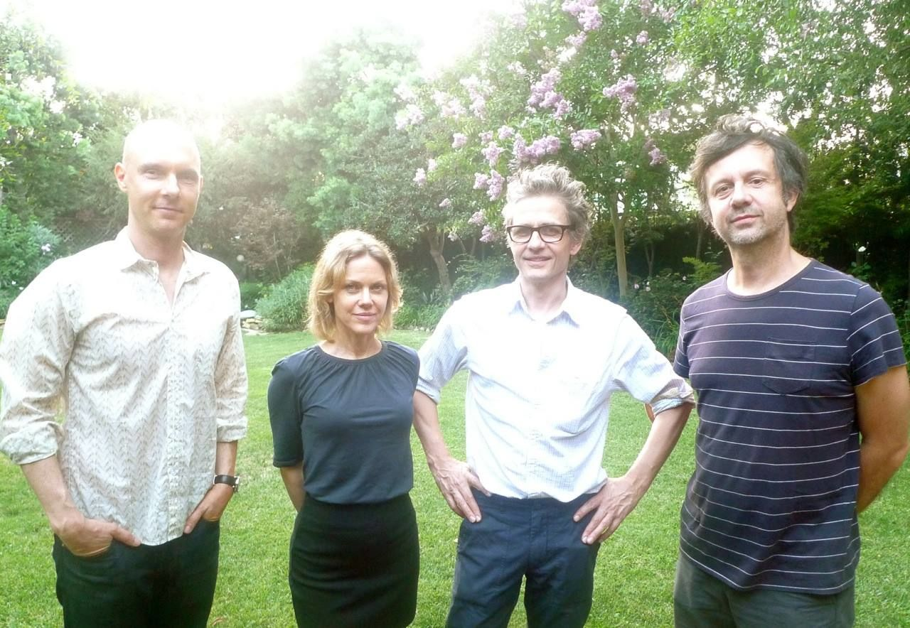 Lee, Britta, Dean & Sean - July 2014