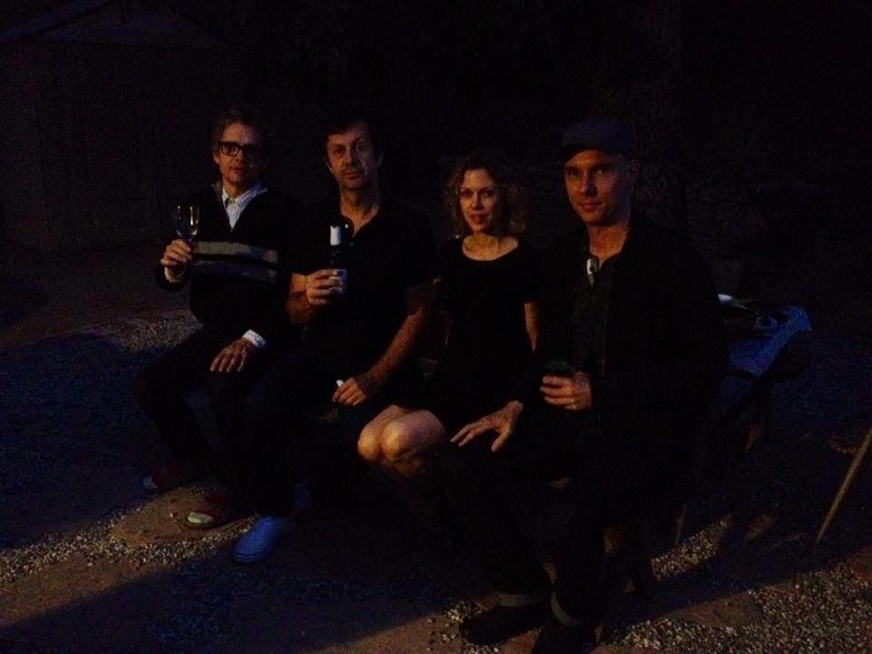 Dean, Sean, Britta and Lee (July 2014)