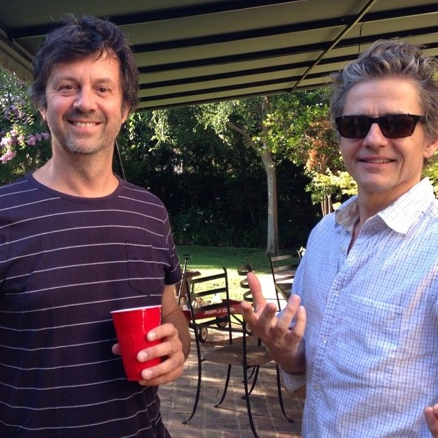 Sean & Dean - July 2014