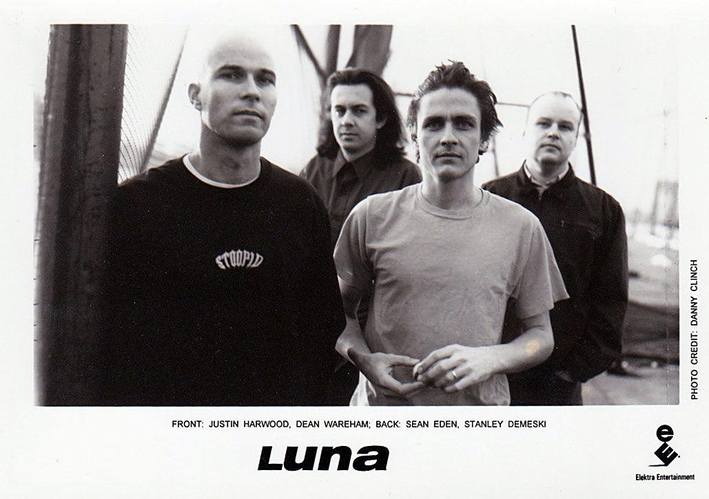 Vote for LUNA ~ promo 1994