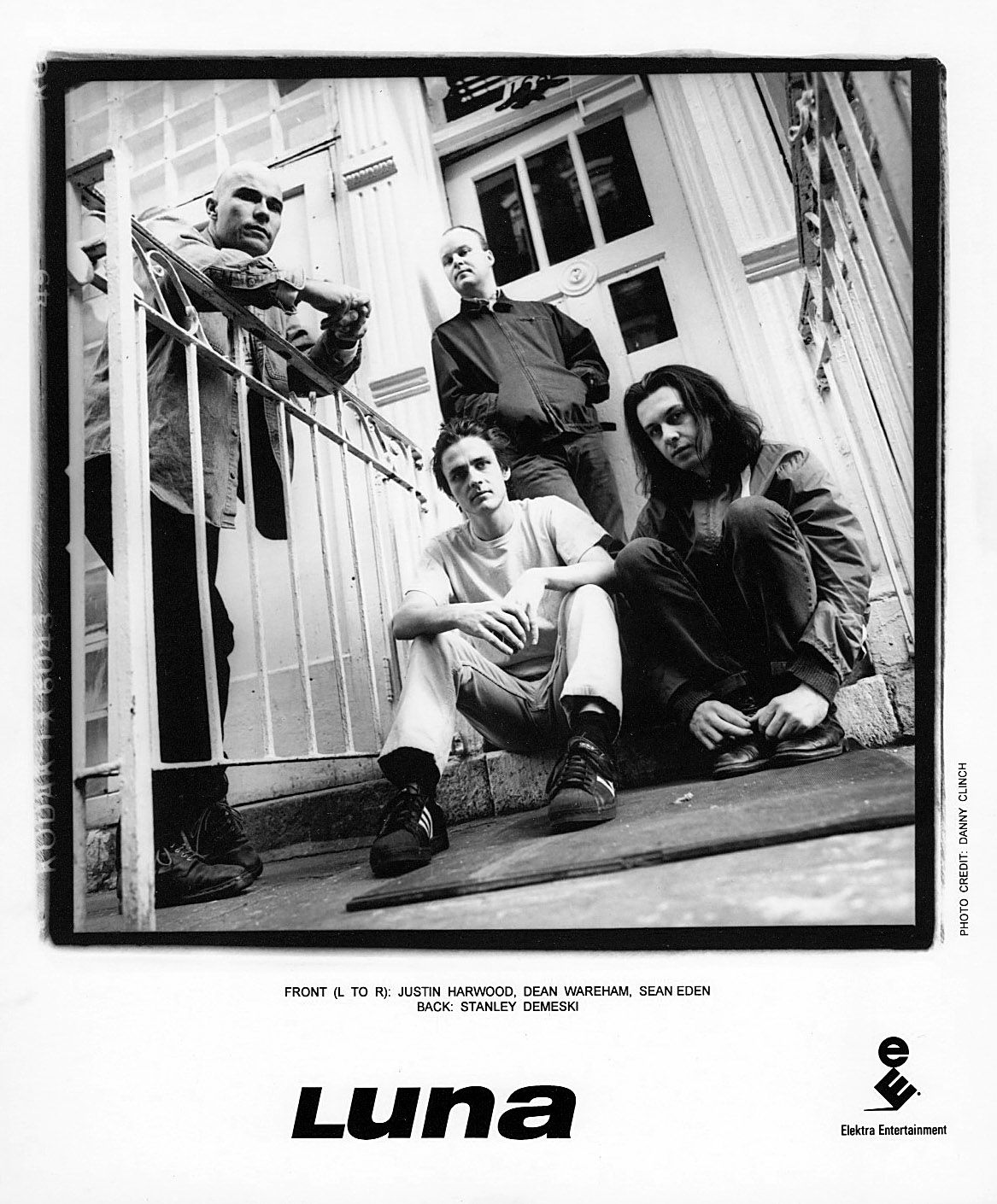 Luna promo photo from 1994