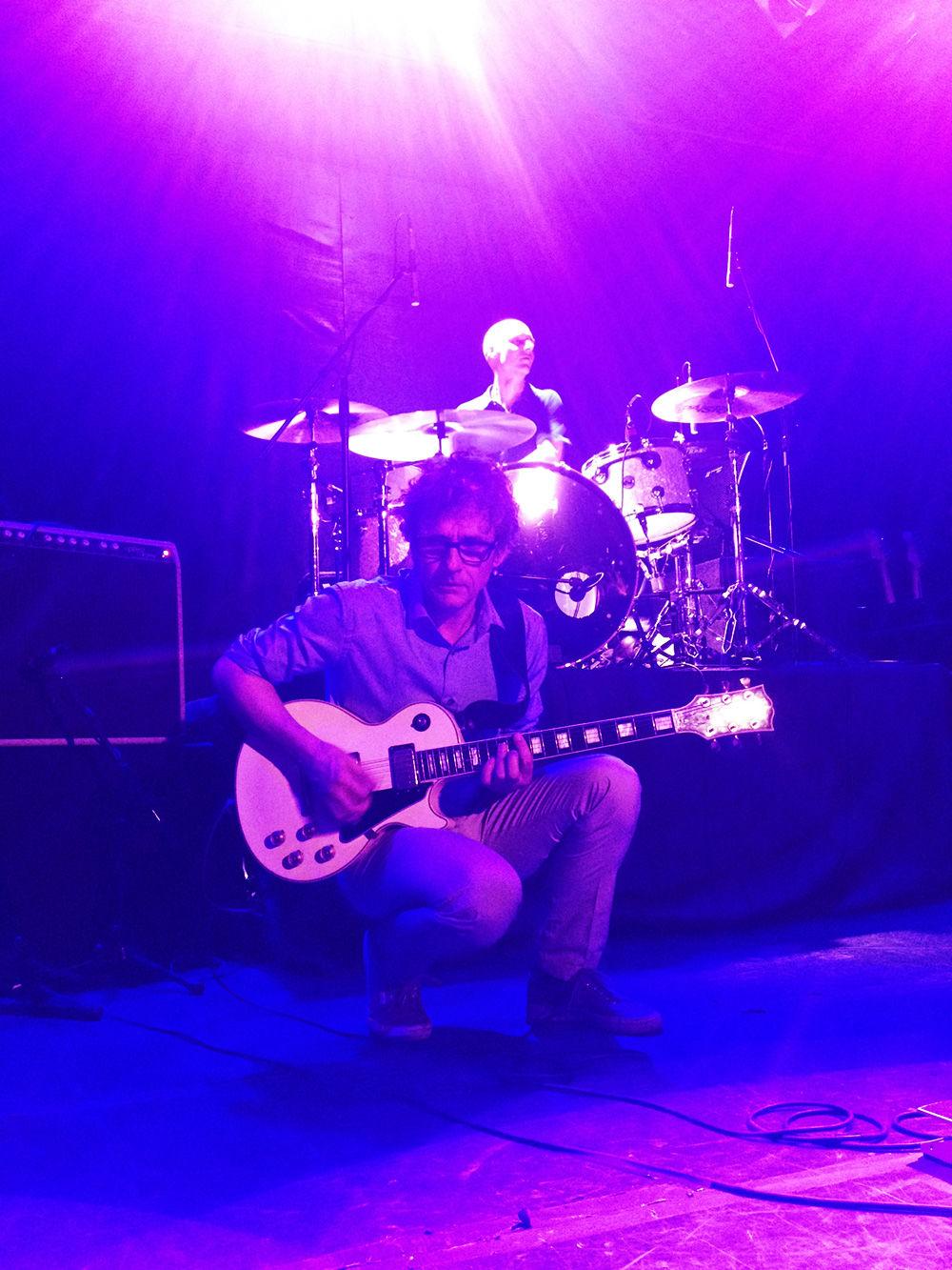 Dean Wareham at The Bowery Ballroom (Photo: Joakim)