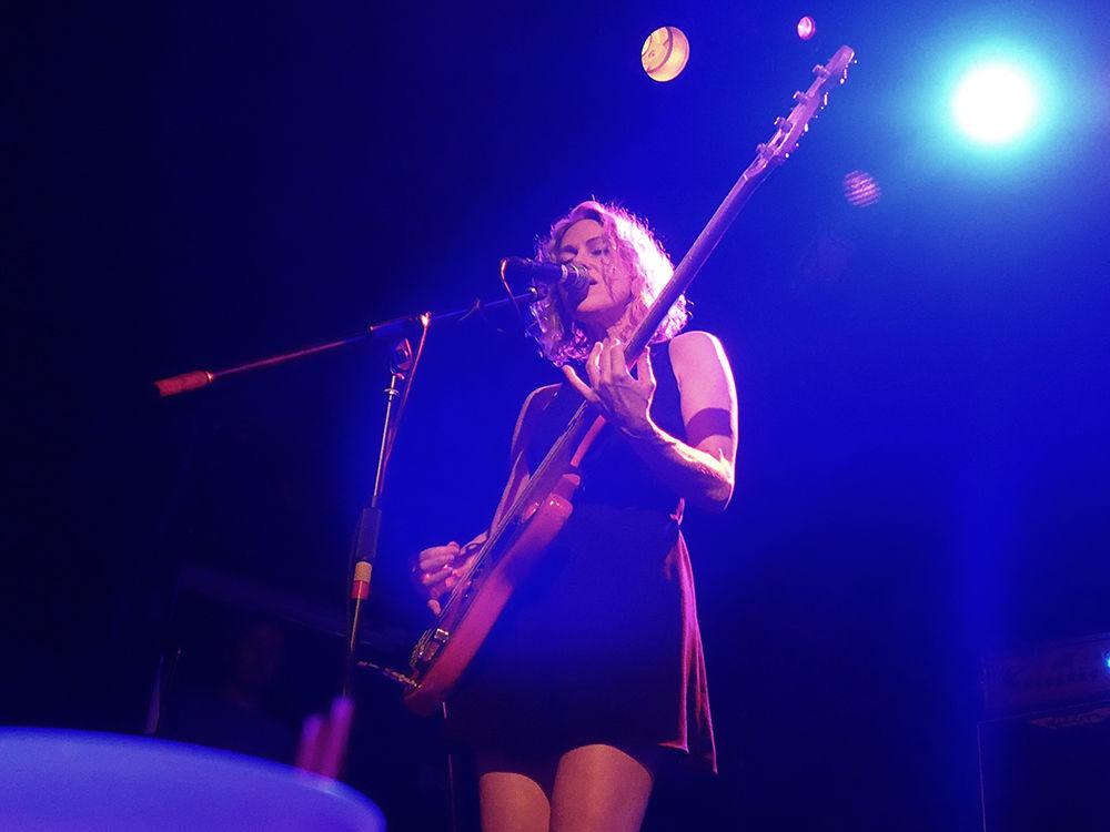 Britta (Photo: Joakim)