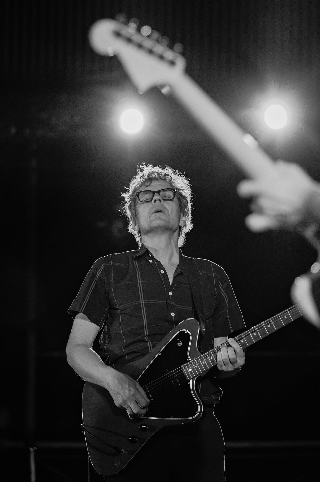 Dean Wareham of Luna (photo: Thomas Barrasso)
