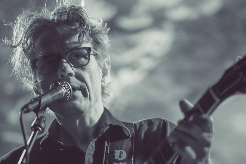 Dean Wareham of Luna in San Francisco (photo: Joakim)