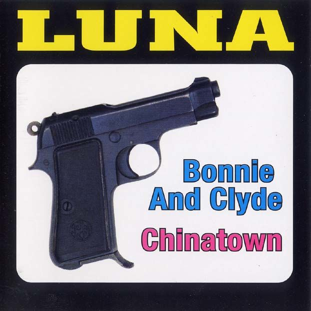 Bonnie and Clyde / 23 Minutes in Brussels sleeve image
