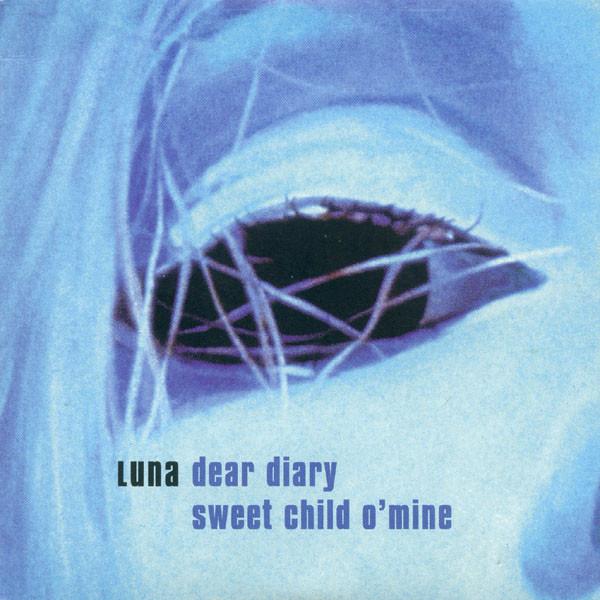 Dear Diary sleeve image