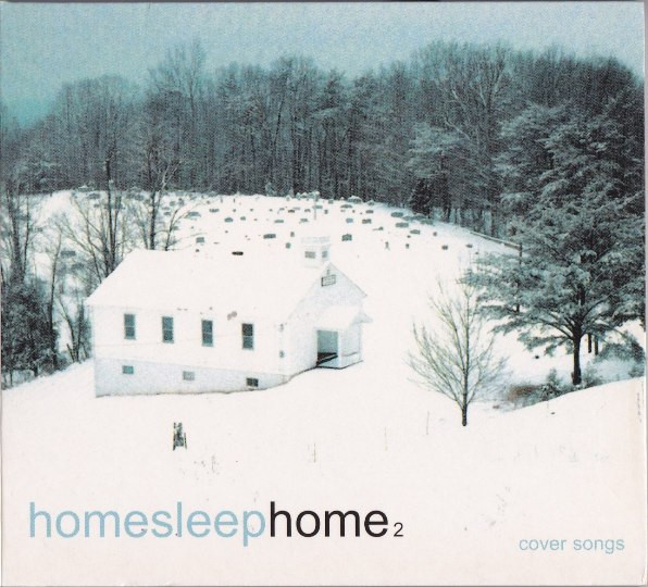 Homesleephome2 Cover Songs sleeve image