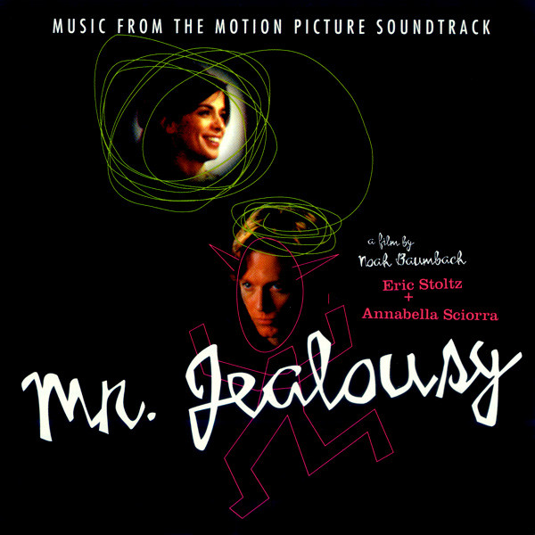Mr Jealousy: Music From The Motion Picture sleeve image
