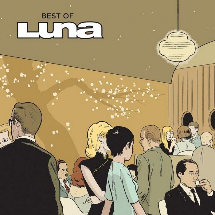 Best of Luna sleeve image