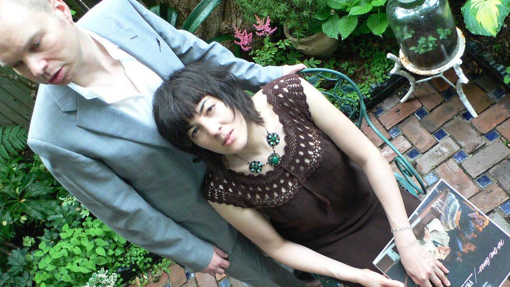 Damon & Naomi, and Frank