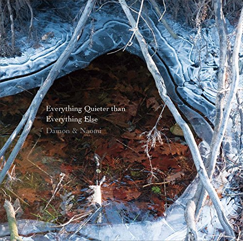 Everything Quieter than Everything Else sleeve image