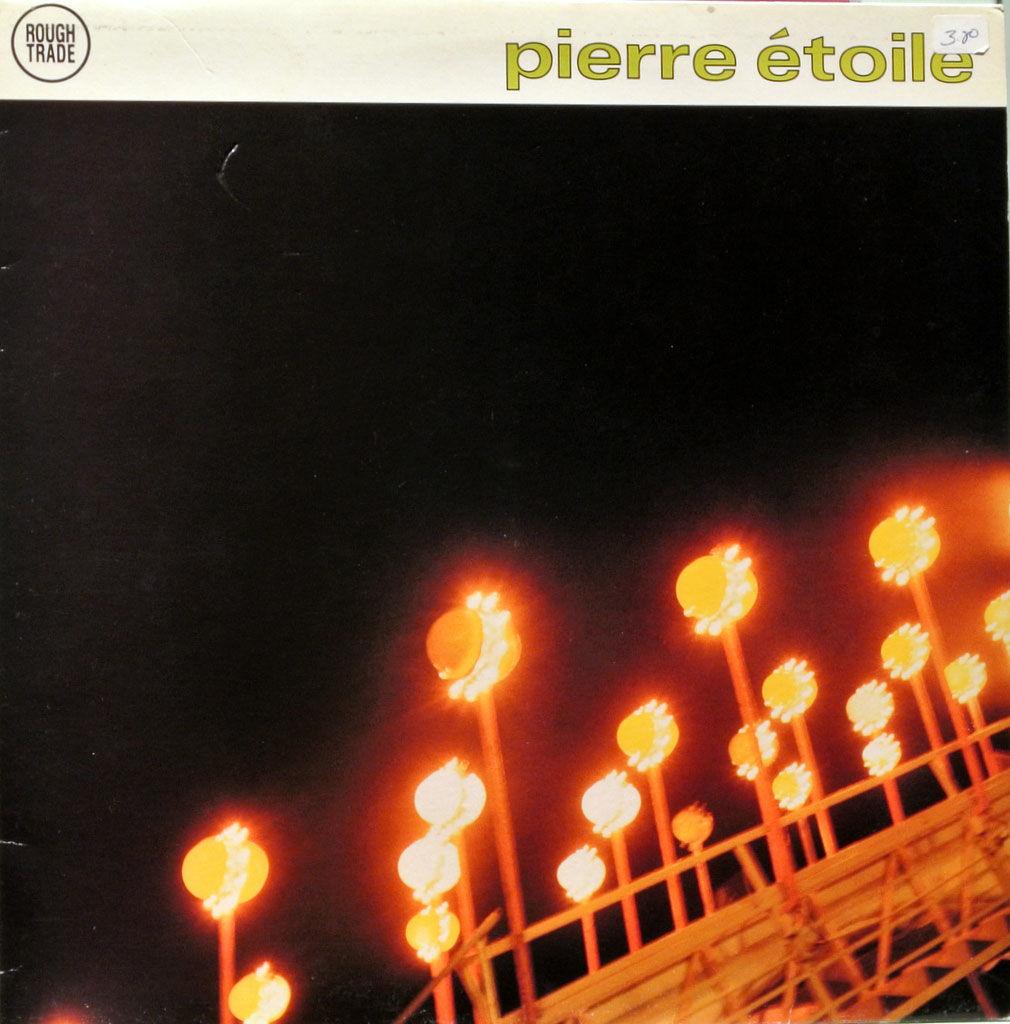 Pierre Étoile sleeve image