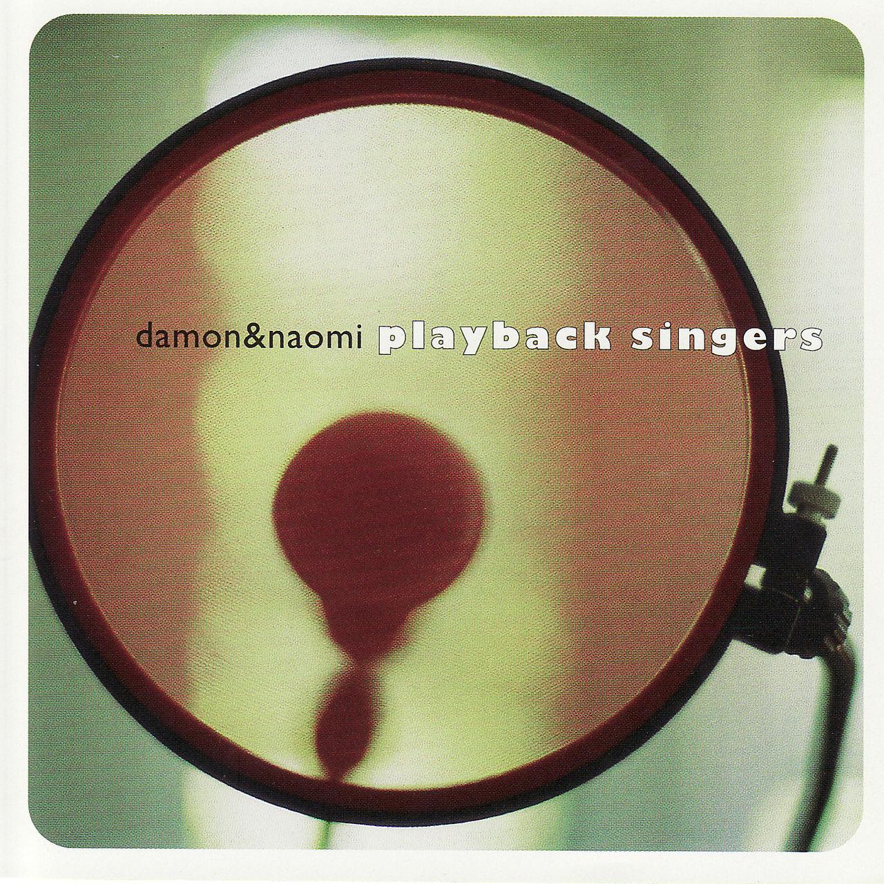 Playback Singers sleeve image
