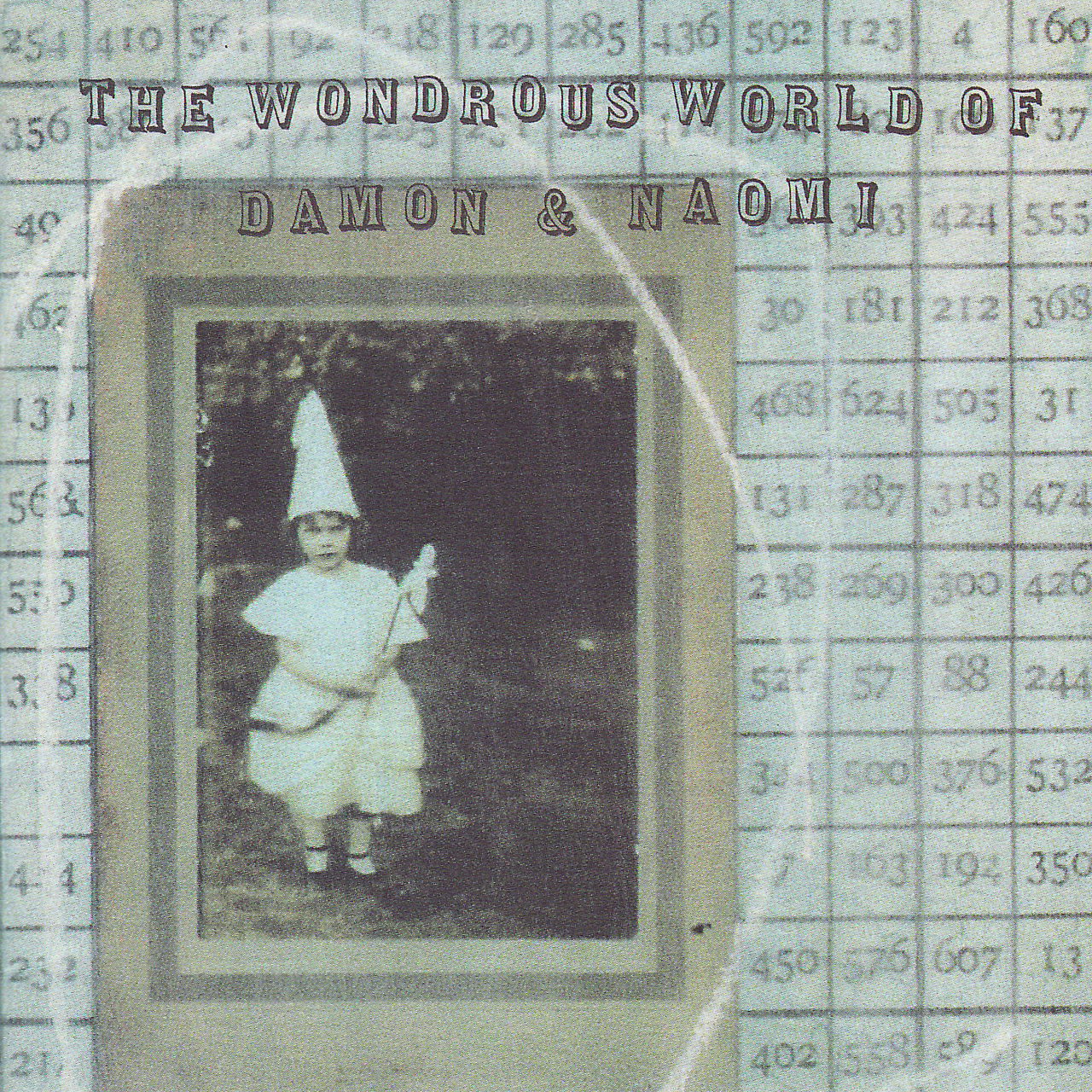The Wondrous World of Damon & Naomi sleeve image