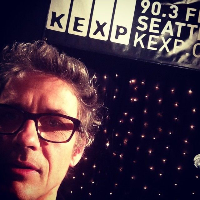 Poster for 28 June 2014 at KEXP, Seattle, WA, USA
