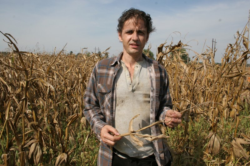Dean Wareham in Pumpkin Hell