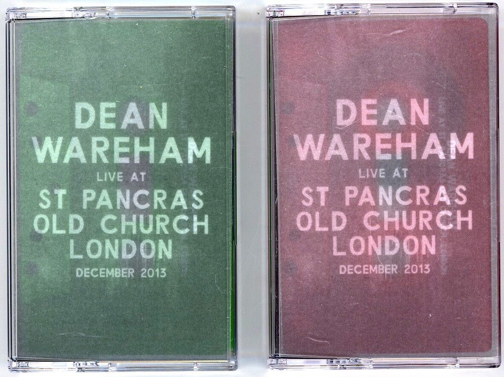 Live at St Pancras Old Church London sleeve image