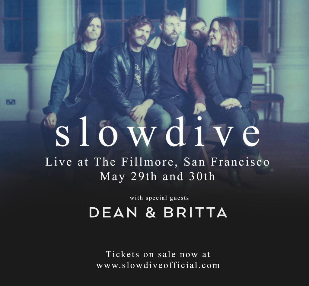 Poster for 30 May 2018 at The Fillmore, San Francisco, CA, USA