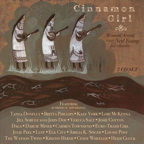 Cinnamon Girl: Women Artists Cover Neil Young sleeve image