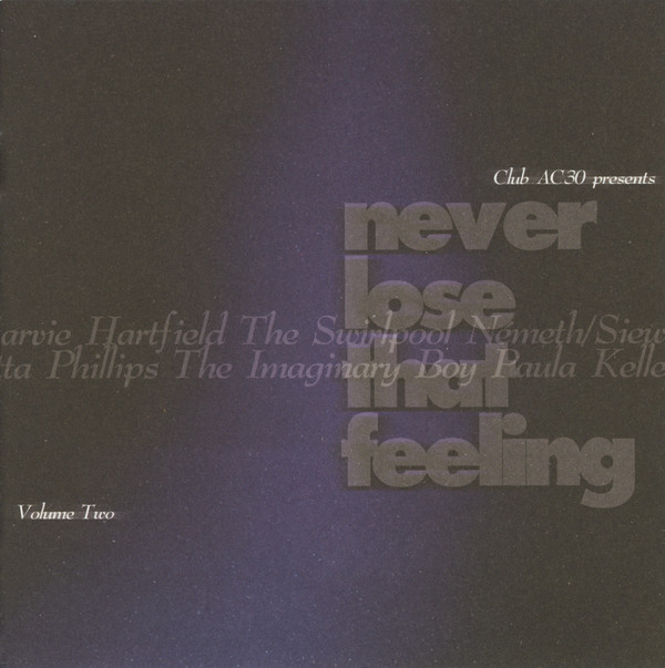 Never Lose That Feeling Volume Two sleeve image