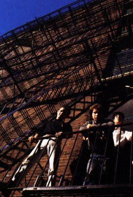Galaxie 500 on the fire escape