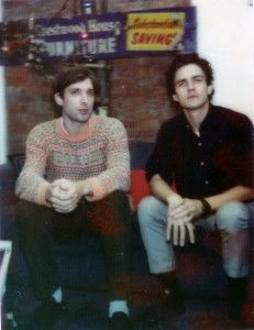 Terry Tolkin and Dean Wareham