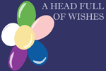 A Head Fullfof Wishes logo